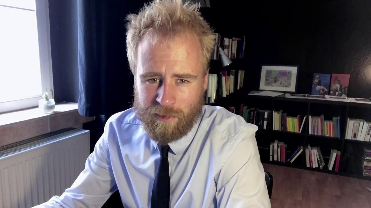 Benjamin Seegert - Das Helfersyndrom