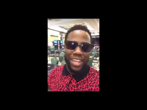 Kevin Hart: How to Play Poker   Kevin Hart Vlog