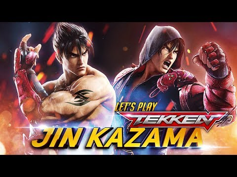 TEKKEN MOBILE | JIN KAZAMA 2 & 3 STAR Gameplay Showcase IOS / Android『鉄拳』