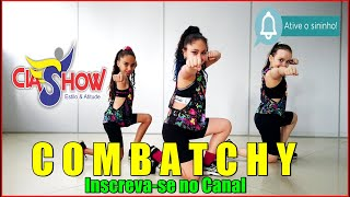 Baixar Combatchy - Anitta, Lexa, Luisa Sonza feat MC Rebecca | CIASHOW KIDS - Coreografia