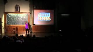 TEDxNewHaven - Gretchen Rubin - Five Half-Truths About Happiness