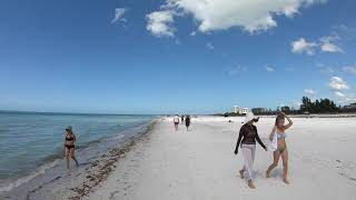 Siesta Key Beach  March 14 2020