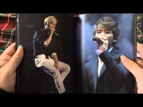 Teen Top No.1 Asia Tour in Seoul Concert DVD (unboxing)