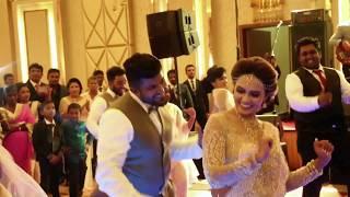 One of the best wedding dances on Dilki & Keshan