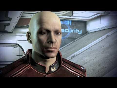 ME3 - David Archer Found In Grissom Academy