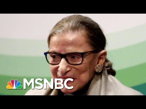 Ruth Ginsburg Cancer Recovery 'Is On Track,' No Further Treatment Needed | Andrea Mitchell | MSNBC