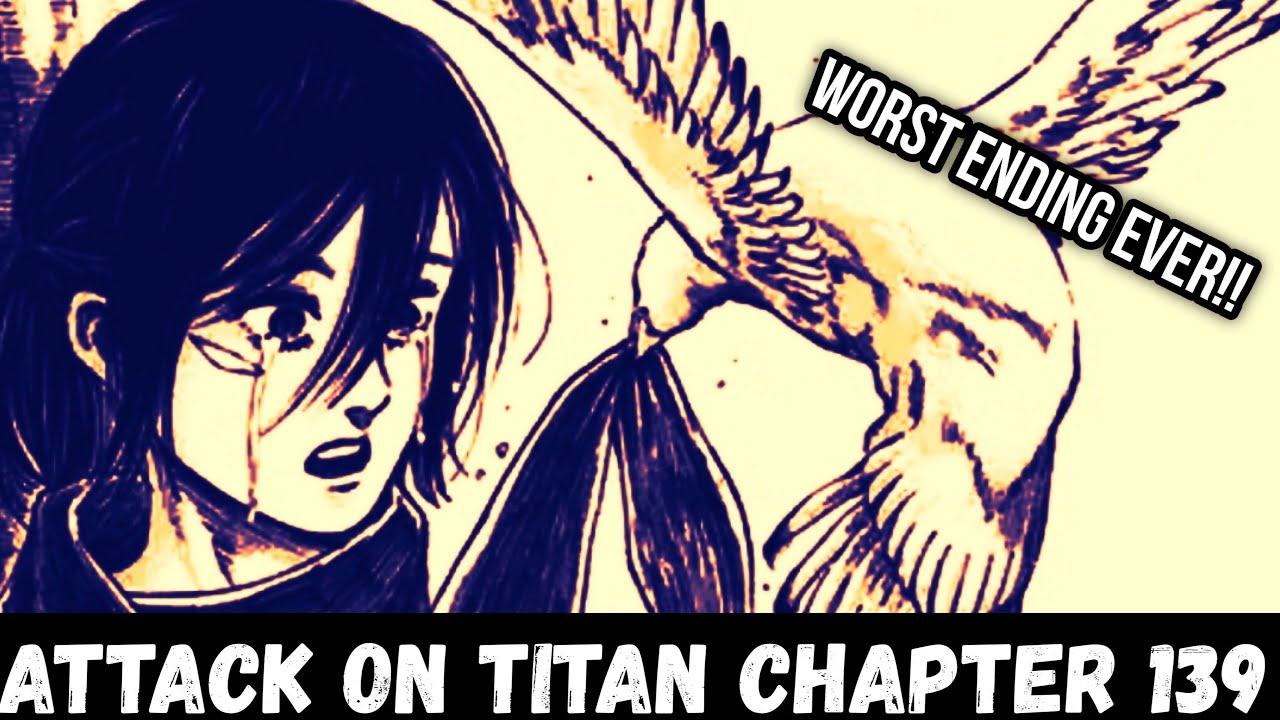 Attack On Titan 139 / Chapter 139 Leaked Titanfolk ...