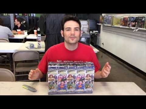 HeroClix Unboxing: Superman and the Legion of Super-Heroes