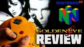 GoldenEye 007 - 15 Year Retrospective Review Part 1 (N64)