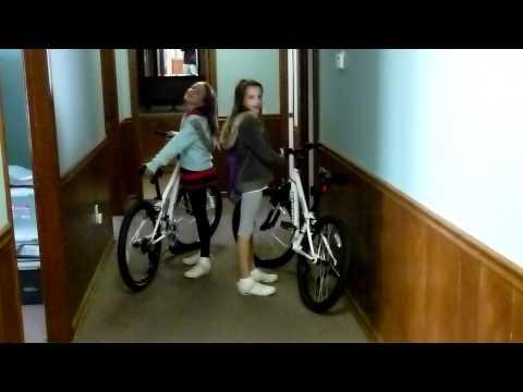 Nishiki girls bike discovery