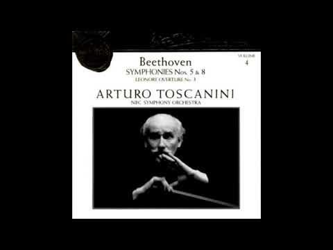 BEETHOVEN: Symphony No. 5 in C minor op. 67  / Toscanini · NBC Symphony Orchestra