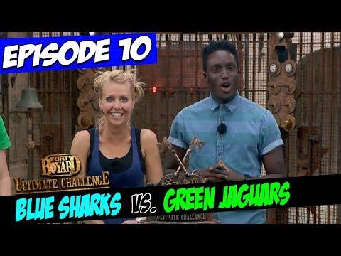 Blue Sharks Vs. Green Jaguars | Series 4 | Fort Boyard: Ultimate Challenge