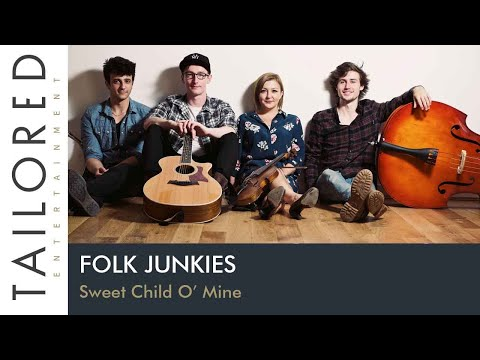 Folk Junkies (Electric Set) - Sweet Child O' Mine Cover