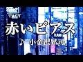 カラオケ練習用「赤いピアス (小金沢昇司)」