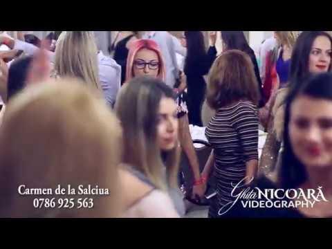 Carmen de la Salciua - Patimas ca nasu nu este-n Banat   Colaj NOU   Restaurant Monalisa   LIVE 2017