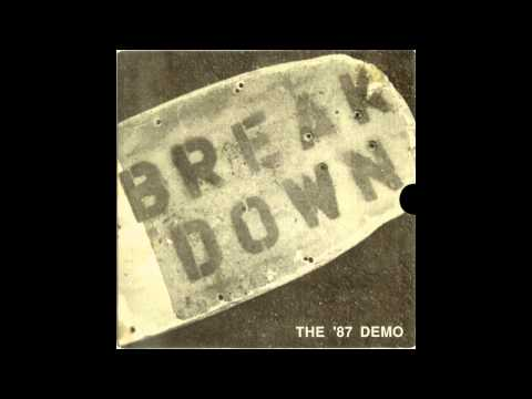 Breakdown-Sick People (1987 Demo)