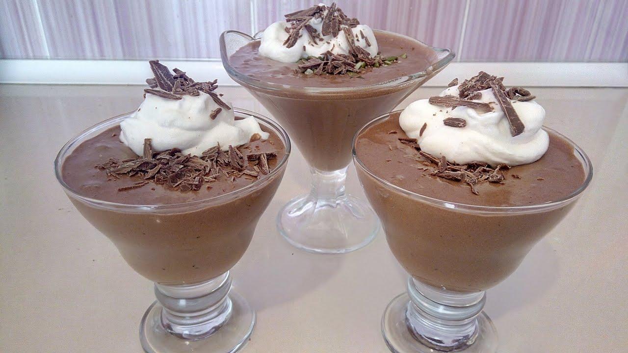 Download Աղանդեր՝  Շոկ-Մանժե կամ շոկոլադե մուսս