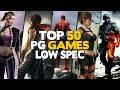 Gambar cover Top 50 Games for Low Spec PC 1GB RAM / 2GB RAM / 512 MB VRAM / Intel HD Graphics