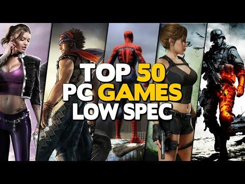 Top 50 Games for Low Spec PC (1GB RAM / 2GB RAM / 512 MB VRAM / Intel HD Graphics) thumbnail