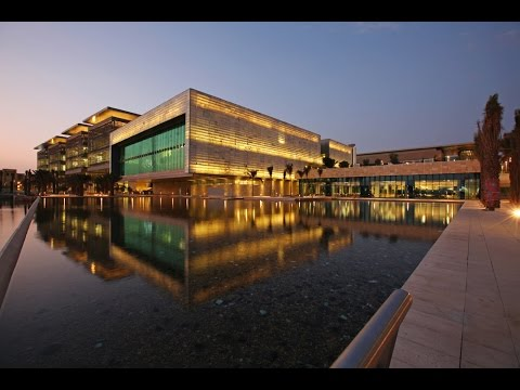 Video tour of KAUST