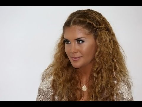 Interview with Aline Lahoud in the Backstage of Ahla Jalse
