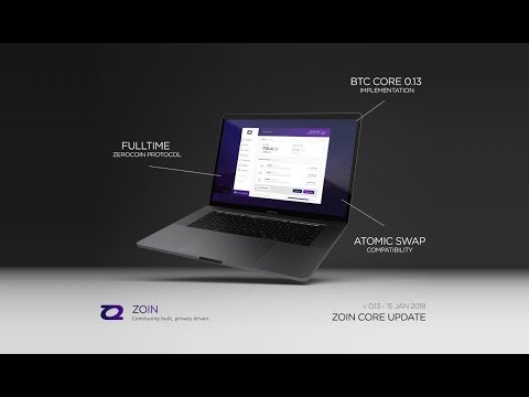 Is this the next big privacy coin for 2018? #ZOIN $ZOI