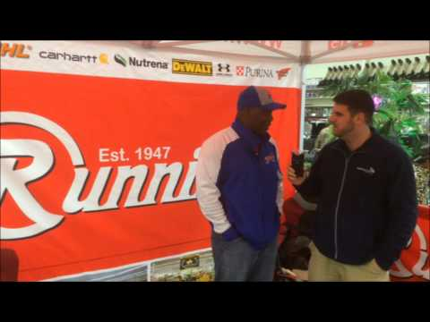 Andy Cash Interviews Hall of Fame Running Back Thurman Thomas