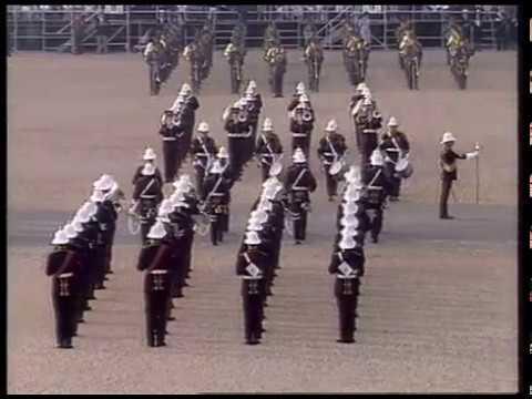 英国海兵隊合同軍楽隊