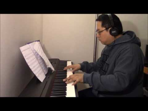 My Life Would Suck Without You - Kelly Clarkson cover - Marcel Talangbayan - piano
