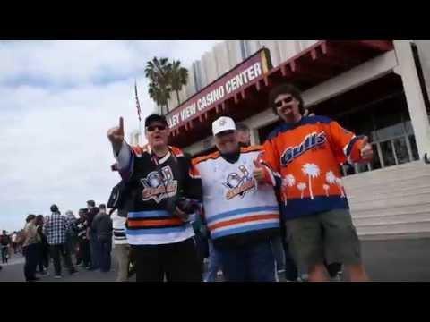 San Diego Gulls AHL Hockey Fest Valley View Casino Center