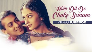 Hum Dil De Chuke Sanam | Full Video Songs (Jukebox) | Salman Khan, Aishwarya Rai, Ajay Devgan
