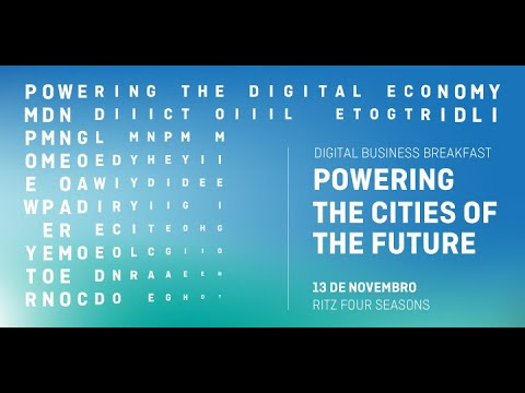 Powering the Cities of the Future   2018