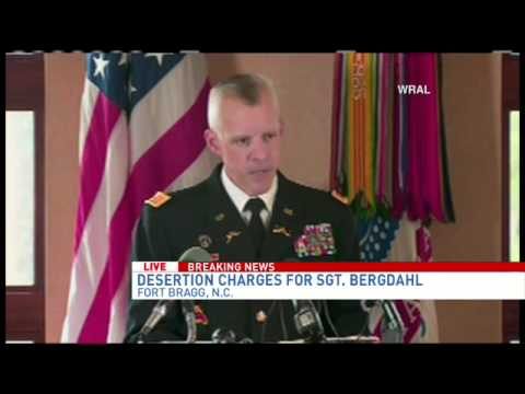 Army statement on Sgt Bowe Bergdahl court martial