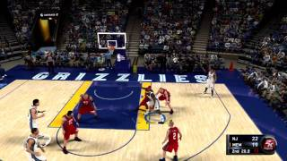 NBA 2K11 Quick Ranked - Slow Walk Offense