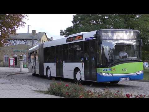 Regiobus Potsdam-Mittelmark Am Bahnhof Werder (Havel) Am 12.Oktober 17