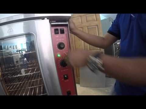 Vesta FGC100 Convection Oven (LPG) Product Briefing Part 1