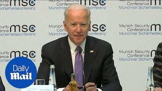 Joe Biden says he will soon decide whether to run for US presidency