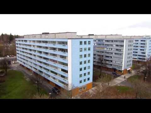 RosaHelikopter.se - Kompaktkamera: Flygfilmning över Upplands Väsby 6/11 2013