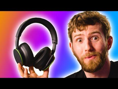 Xbox Wireless Headset: First Impressions
