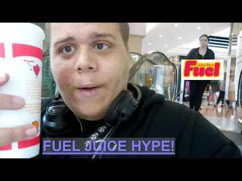 FUEL JUICE HYPE