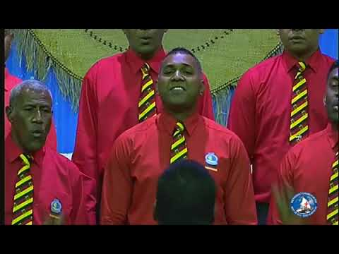 Lakoyani Vou. Fijian methodist church choir in Germany