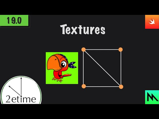19: Textures | Swift Game Engine