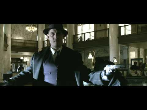 """Public Enemies"" -  Trailer [HQ HD]"
