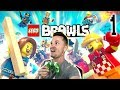 Playing with Viewers: LEGO Brawls: Apple Arcade