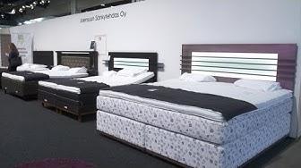 Joensuun Sänkytehtaan aidosti yksilölliset sängyt