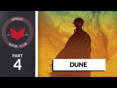 Nerdist Book Club - Dune Part 4
