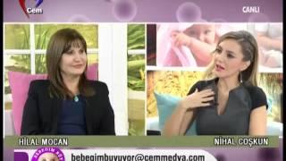 Prof  Dr  Hilal Mocan ile Bebeğim Büyüyor  Cem Tv  07 01 2016 2017 Video