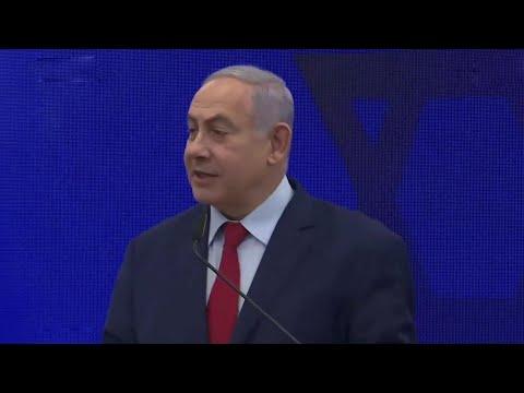 Резкое обострение на Ближнем Востоке вызвало резонансное заявление израильского премьера Б.Нетаньяху