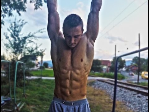 Calisthenics Six Pack Abs Workout Routine ( Intermediate )