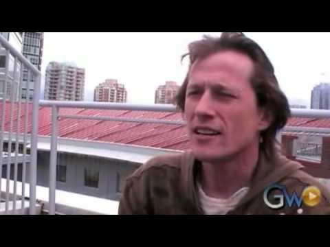 Interview with Corin Nemec (Clip)